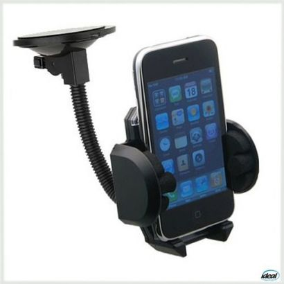 Suporte Veicular P/ Celular, Iphone,gps, Mp4, Tv